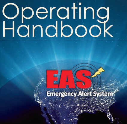 Emergency alert system test dates