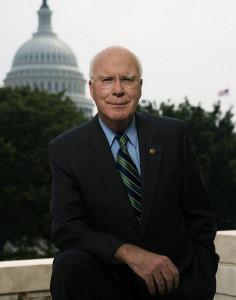 Senate Judiciary Committee Chairman Senator Patrick Leahy (D-VT)