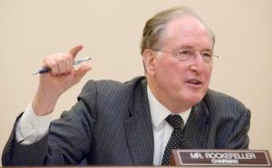 Senate Commerce Committee Chairman Jay Rockefeller, D-WV