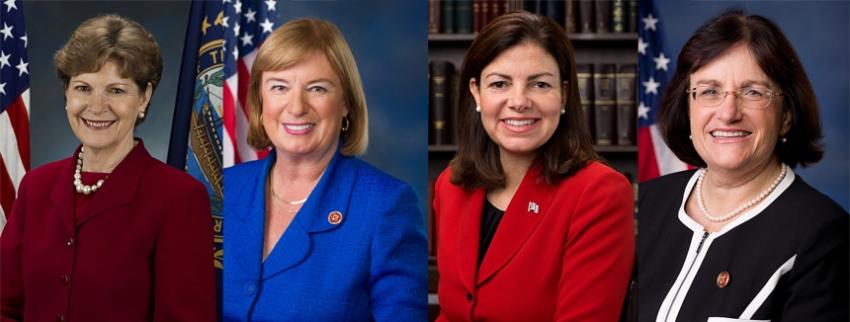 The entire New Hampshire Congressional delegation co-sponsored